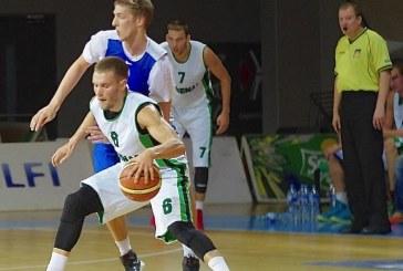 Ovidijus Varanauskas su Lietuvos rinktine – pusfinalyje