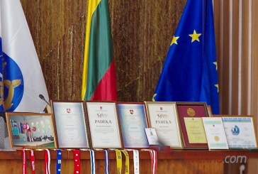 Birštono savivaldybės Taryboje – sveikinimai ir merės priekaištai administracijai