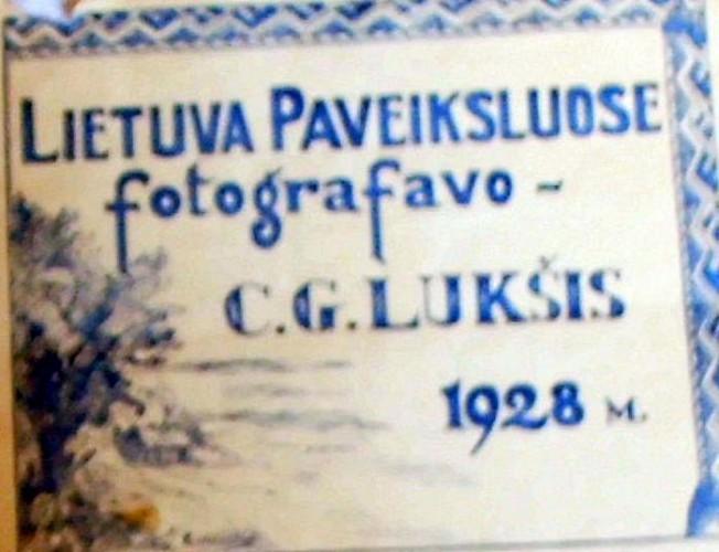 G.LUKŠIO FOTOGRAFIJOS