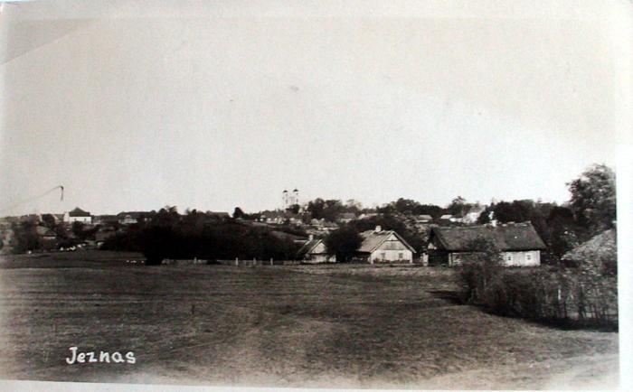 Jieznas 1921 m