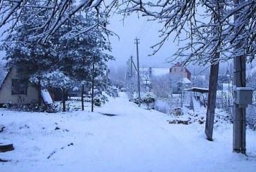 Atsargiai keliuose – atėjo žiema