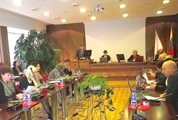 Birštono Tarybos posėdis vyko sparčiai ir vieningai
