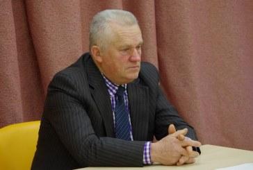 Valstiečių ir žaliųjų sąjungos Prienų skyrius kandidatu į merus išrinko Joną Vilionį