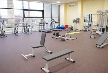 Prienų sporto ir pramogų arenoje jau veikia treniruoklių salė