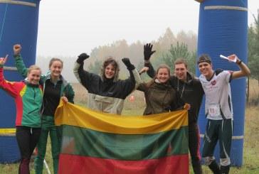 Lietuviai Baltijos šalių OS jaunimo taurės varžybose – antri