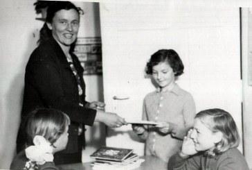 Jiezno rajoninė bilioteka 1950-1962 m. Nuo ideologinių pančių link profesijos