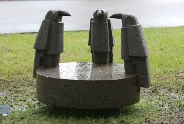 Birštone harmoniją kuria išskirtinės prof. S. Žirgulio skulptūros