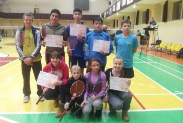 Balbieriškio badmintono klubo vardas gerai žinomas ne tik mūsų rajone