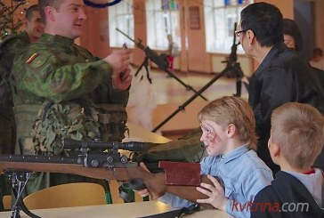Netradicinio ugdymo diena Veiverių Tomo Žilinsko gimnazijoje