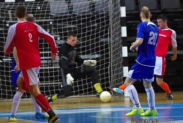 """FK """"Prienai"""" futbolininkai nesurado kelių link varžovų vartų"""