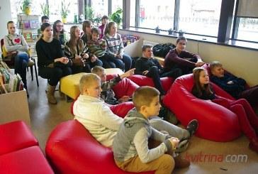 Jaunimo pamėgta susitikimo vieta – Birštono biblioteka