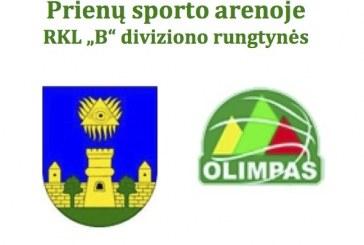 """Atsinaujinusi """"Stakliškių"""" komanda  2015 m. kovas pradeda su Ukmergės """"Olimpu"""""""