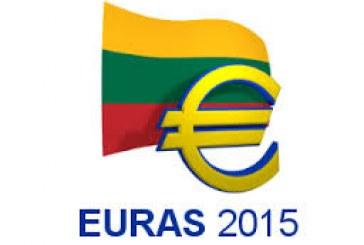 Penktadienį vienintele Lietuvos valiuta tampa euras