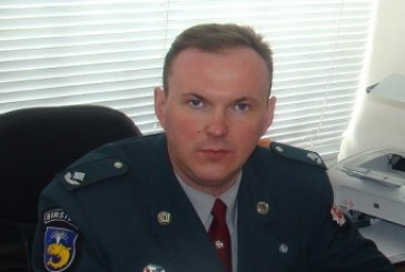 Birštono policijos komisariato vadovas tiki savo kolektyvu