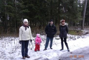 Birštono sveikos gyvensenos klubas ,,Šilagėlė'' surengė sveikatos ir sporto šventę Žvėrinčiaus miške.