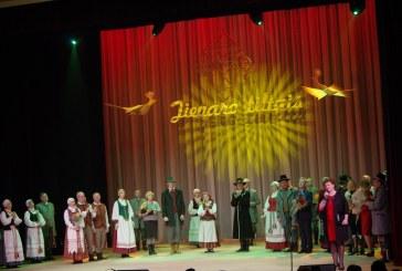 """Vyresniųjų amžiaus tautinių šokių kolektyvų festivalinis sambūris """"Jievaro tiltais"""""""