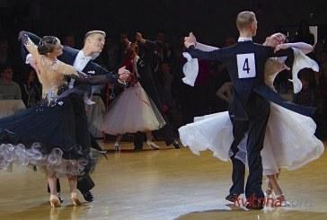 Prienuose paaiškėjo 2015-ųjų metų Lietuvos standartinių šokių čempionai