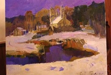 """Pleneras """"Nemajūnai 2015 Žiema"""": kiekviena dailininko teptuko užfiksuota gamtos sukurto stebuklo akimirka išliks amžiams"""