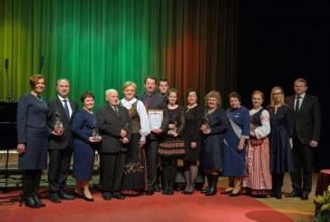 Lietuvos valstybės atkūrimo dienos proga buvo apdovanoti labiausiai nusipelnę birštoniečiai