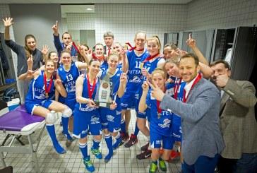 """Utena"" – LKF taurės laimėtoja!"