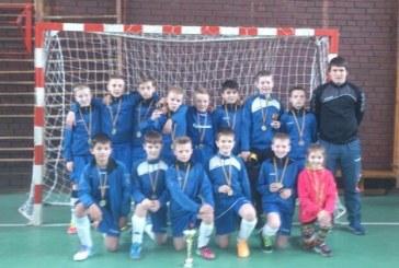 Prienų KKSC futbolininkai – turnyro Garliavoje nugalėtojai
