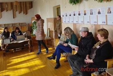 Krašto rinkėjai renka merus ir tarybos narius (papildyta)