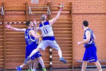 """""""Birštono"""" krepšininkams nepavyko įveikti """"Rokvestos"""" barjero"""