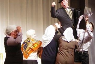 """Šventė """"Žaidžiame teatrą"""" – Tarptautinei teatrų dienai paminėti"""