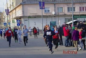 """Bėgimo festivalio """"Mes galime"""" rezultatai"""