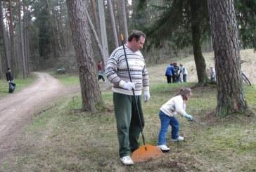 Kviečiame įsijungti į pavasarinę aplinkos tvarkymo akciją Prienuose