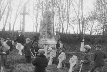 """Kraštotyrinis – leidybinis projektas """"Krašto garbė. Mūsų žmonės Lietuvos kariuomenėje 1918-1940 m."""" Išlaužiškis krašto gynėjas, kritęs Jiezno kautynėse 1919 m. vasarį"""