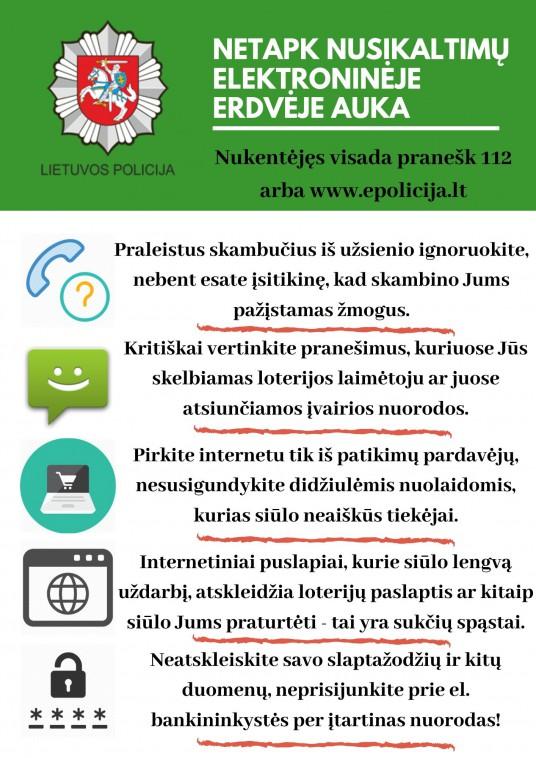 NEE_viesinimui soc.tinkluose