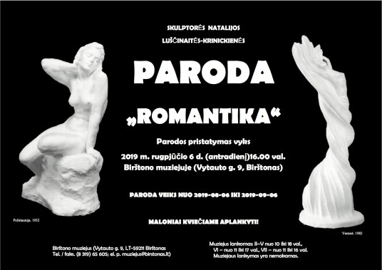 PARODA Krinickienė
