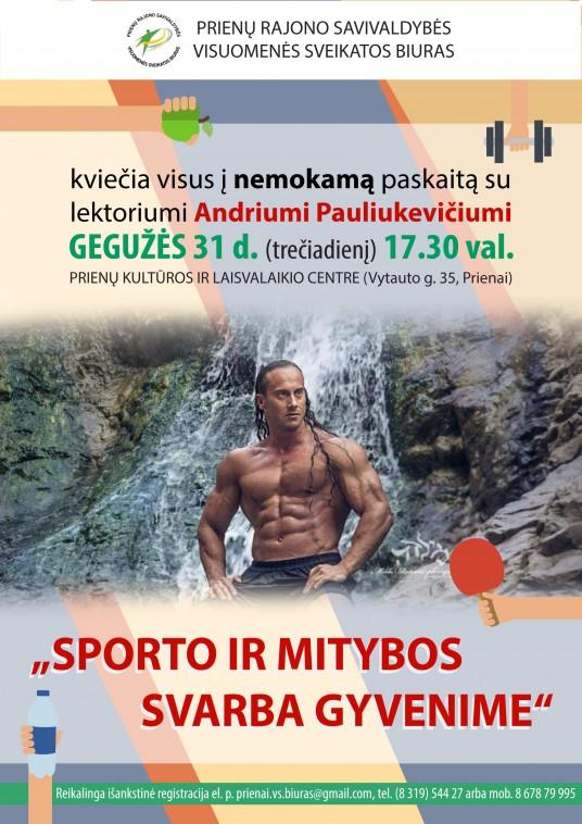 Paskaita_Sporto ir mitybos svarba gyvenime 05-31