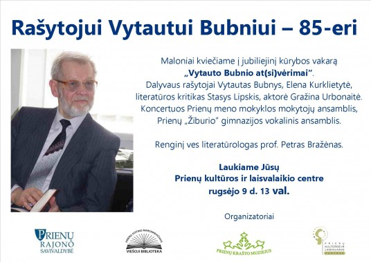 Vytautas Bubnys A4