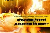 Užgavėnių šventė prie Balbieriškio KLC