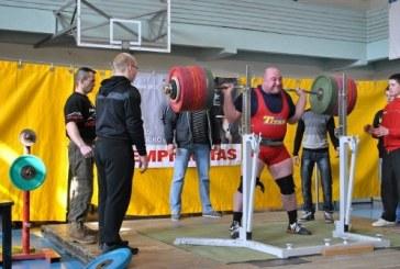 Kretingoje Birštono atletai iškovojo 3 prizines vietas