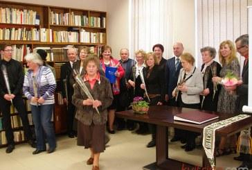 Laisvi it paukščiai, arba Prienų krašto kūrėjų poezijos skaitymai Nacionalinėje bibliotekų savaitėje
