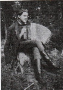 Partizanas  Vytautas Kabašinskas I-oji