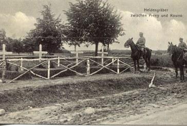 Prienai ir apylinkės pirmojo pasaulinio karo mūšiuose