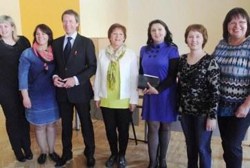 LSDMS Prienų klubo moterys – socialdemokračių moterų konferencijoje Palangoje