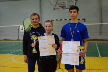 Gytis Majauskas ir Ernesta Kurapkaitė – Lietuvos taurės laimėtojai
