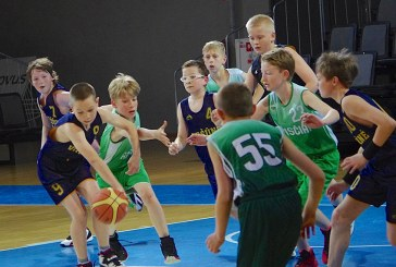 Prienų arenoje vykusį krepšinio turnyrą laimėjo Druskininkų vaikai