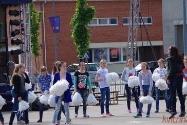 Šiandien Prienuose – rajoninė Dainų ir šokių šventė
