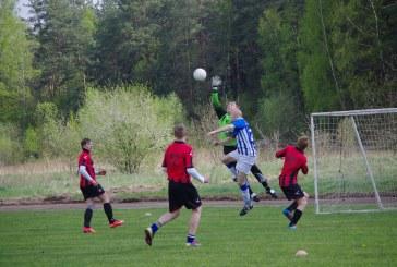 Startavo Prienų futbolo lygos čempionatas