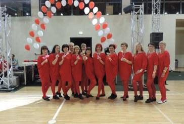 """Šokių studijos """"GS"""" šokėjos iš Palangos grįžo su apdovanojimu"""
