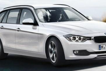 Pirmadienį Prienuose pavogti du BMW 320 automobiliai