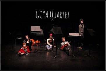 """""""GoyAa Quartet"""" turo per Lietuvą viena iš stotelių ir Birštono Kurhauzas"""