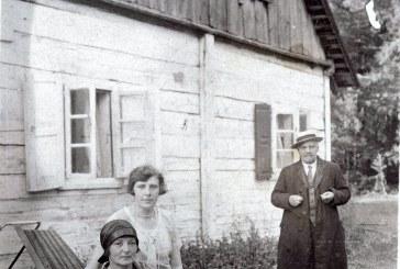 Igno Šablausko (1861-1933) gyvenimo pėdsakais (VII). Saulėlydis