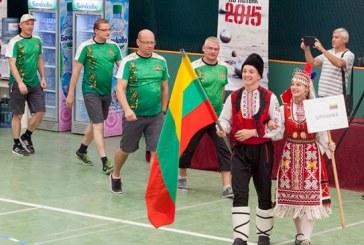 Lietuvos petankės meistrai Europos čempionate iškovojo teisę dalyvauti Pasaulio čempionate